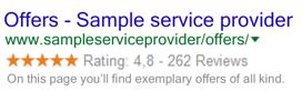 google_stars_rich_snippet