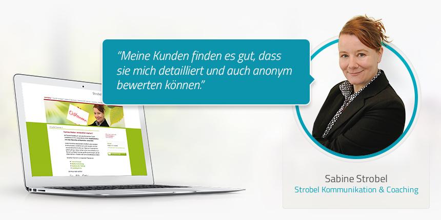 Kundenstimme von Sabine Strobel Strobel Kommunikation & Coaching